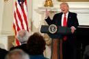 Trump propose une «hausse historique» des dépenses militaires