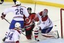 Canadien 4 - Devils 3 (prolongation)