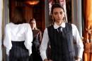 Fashion Week: la cravate de mise pour les femmes