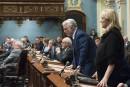Juristes: la loi spéciale est adoptée