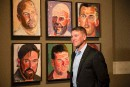 Un livre de portraits peints par George W. Bush en tête des ventes