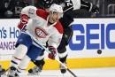 David Desharnais échangé aux Oilers
