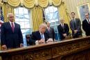 Avortement: 50 pays veulent contrer le décret de Trump