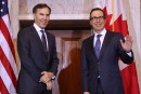 Bill Morneau à Washington