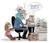 Caricature du 2 mars... | 2 mars 2017