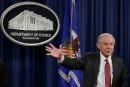 Sessions se récuse de toute enquête sur la possible ingérence russe