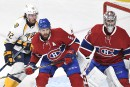 Predators 1 - Canadien 2 (pointage final)