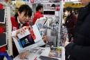Japon: les acheteurs au rendez-vous pour la Nintendo Switch