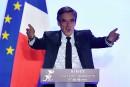 Présidentielle française: l'UDI retire son soutien à François Fillon