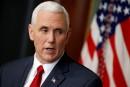 Messagerie privée: Mike Pence ne veut pas être comparé à HillaryClinton