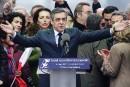 François Fillon exclut de se retirer de la présidentielle