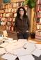 Les clients qui poussent la porte de la librairie Écolivres,... | 6 mars 2017