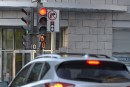 Demande d'interdiction du virage à droite au feu rouge