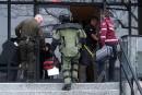Longueuil: le colis suspect était une fausse ceinture d'explosifs