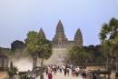 À l'aventure: un tuk-tuk pour Angkor