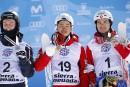 Le bronze pour Mikaël Kingsbury et Justine Dufour-Lapointe