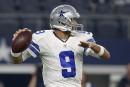Les Cowboys vont libérer Tony Romo