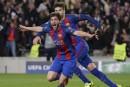 Ligue des champions: remontée historique du FC Barcelone