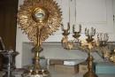 Vol d'objets religieux à Sainte-Eulalie: des suspects recherchés