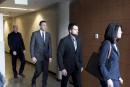 Affaire Vadeboncoeur: il aurait tenté de contrôler les policiers