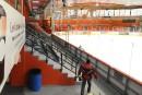 Magog: une subvention de 800000 $ pour l'aréna