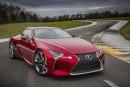 Lexus pourrait dévoiler une version dopée de sa LC à Tokyo