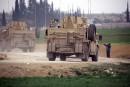 L'EI recule encore à Mossoul, les É.-U. se renforcent en Syrie