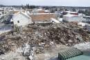 La démolition de l'ancien hôtel de La salle achevée