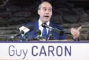 Course au leadership du NPD: Caron défend l'idée d'un revenu de base