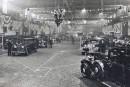 Le Salon de l'auto en 1934