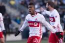 Toronto accroché par Philadelphie, Giovinco sort blessé