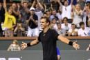 Vasek Pospisil surprend Andy Murray à Indian Wells