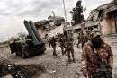 Les forces irakiennes contrôlent plus d'un tiers de Mossoul-Ouest