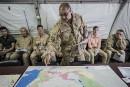 L'EI est «pris au piège» à Mossoul