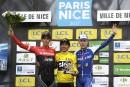Classique Paris-Nice: Alberto Contador échappe un troisième titre
