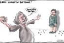 Caricature de «mauvais goût» retirée après un appel du cabinet Couillard