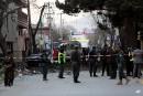 Attentat à Kaboul: au moins un mort et 19blessés