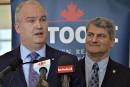 Direction du Parti conservateur: Deltell présente son candidat à Québec