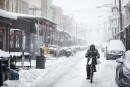 Une tempête hivernale frappe le nord-est des États-Unis