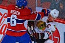 Blackhawks 4 - Canadien 2 (pointage final)