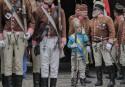 Des milliers de Hongrois participent à une parade en l'honneur... | 15 mars 2017