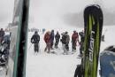 Une bénédiction pour les stations de ski