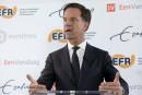 L'Europe soulagée après la victoire des libéraux aux Pays-Bas<strong></strong>