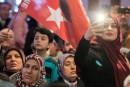Deux rassemblements turcs interdits à Hanovre et Innsbruck