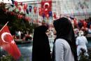 Voile dans l'UE: Erdogan dénonce «une croisade» anti-islam