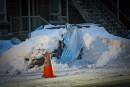 Tempête: un autre homme trouvé mort dans une voiture à Montréal