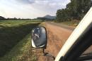 Les routes du Rwanda et de l'Ouganda