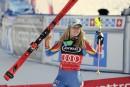 Coupe du monde: Shiffrin assurée de remporter le globe de N.1 mondiale