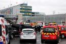 Un homme abattu à l'aéroport d'Orly de Paris