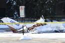 Collision aérienne: l'école de pilotage évoque «un bris de communication»